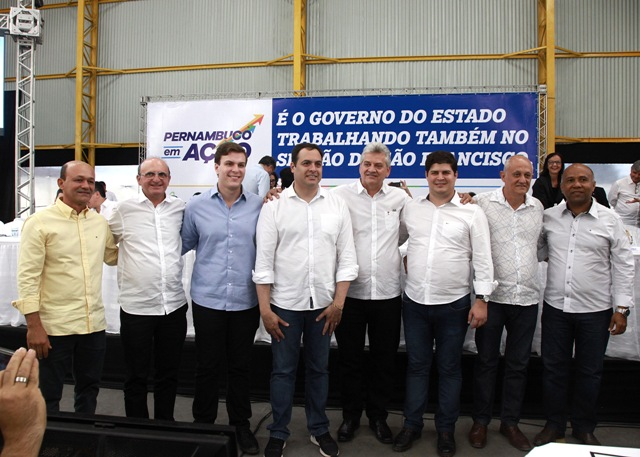 Governador com Prefeitos