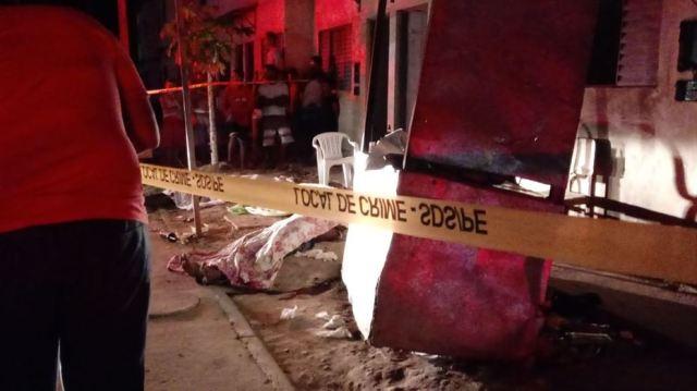 Chacina em Vila Rica, Jaboatão, deixa pelo menos quatro mortos