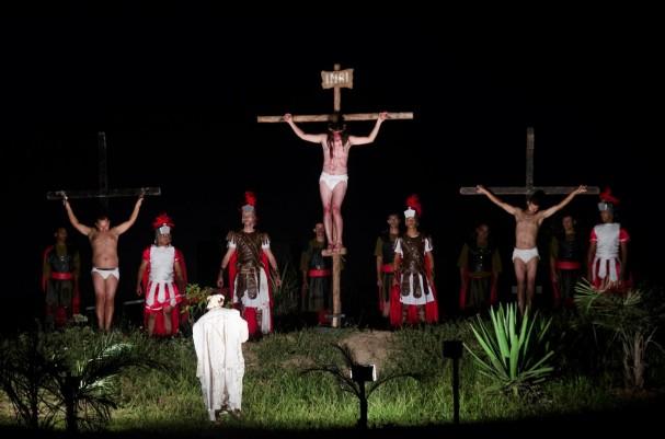 Governo de Pernambuco vai incentivar espetáculos da Paixão de Cristo