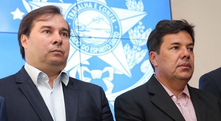 Maia é candidato natural do DEM ao Planalto, diz Mendonça Filho