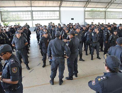 Policiais civis e militares e bombeiros suspendem greve no Rio Grande do Norte