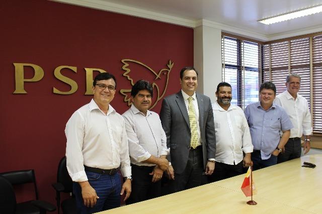 Resultado de imagem para PMN declara apoio à reeleição de Paulo Câmara